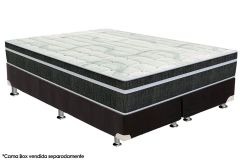 Colchão Orthoflex de Molas Bonnel Venezia Black Europillow
