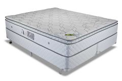 Colchão Luckspuma de Molas Bonnel Montreal Spring Pilow Top